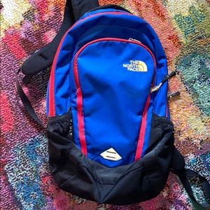 Boys north face backpack
